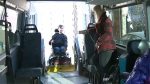 Ishan and Shanaya Manerikar have type II Spinal Muscular Atrophy and have a special van to help them get around.