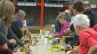 CTV Calgary: Edo makes big Food Bank donation