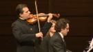 The rare Stradivarius violin is worth millions of dollars.