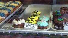 U of C - marble cupcakes