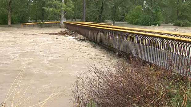 The province is expected to announce funding for more flood mitigation projects for Calgary and southern Alberta on Friday.