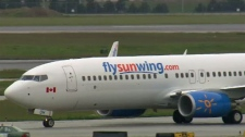 Sunwing Airlines (file)