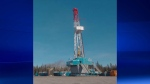Fewer wells will be drilled this year due to the downturn.