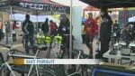 Cyclist wins Suit Commute
