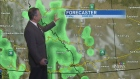 CTV Calgary: Milder and drier for the weekend