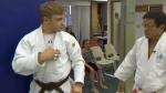 Adam Thomson - judo - Athlete of the Week