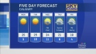 CTV Calgary: Forecast: Feels like summer