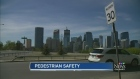 CTV Calgary: Council debates pedestrian strategy