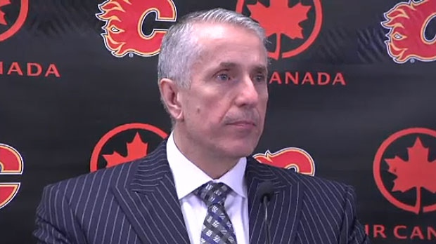 Bob Hartley, who was head coach for the Calgary Flames for three years, will not be returning next season. The Flames made the announcement on May 3, 2016.