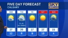 Calgary weather for May 3, 2016