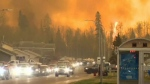 Fort McMurray - mass exodus wildfire