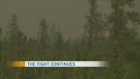 Wildfire still dangerous in Fort McMurray