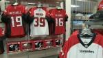Calgary Stampeders 2016 uniforms
