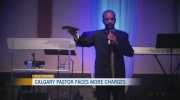 New charges laid against Calgary pastor