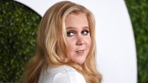 Amy Schumer in Los Angeles on Dec. 3, 2015. (Jordan Strauss / Invision / AP)