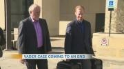 Vader murder trial winding down