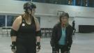 CTV Calgary: Roller derby fans flock to Calgary