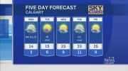 CTV Calgary: Forecast: A windy Monday