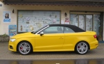 Audi A3 gets new styling and engine for 2017 models (Photo: Jil McIntosh/Autofocus.ca)