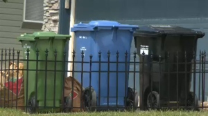 Green bins rolling out