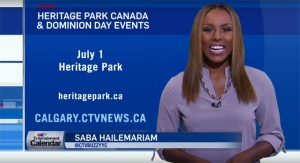 Heritage Park Canada & Dominion Day Events & 'North American' presented by ROLEX