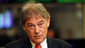 In this April 21, 2015, file photo, David Howman, director general of the World Anti-Doping Agency, speaks to The Associated Press during an interview in New York. (AP Photo/Julio Cortez)