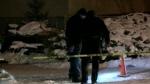 Lethbridge - Span crime scene