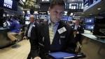 Trader Craig Esposito works on the floor of the New York Stock Exchange, Monday, June 27, 2016. (AP / Richard Drew)