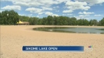 CTV Calgary: Sikome Lake charging admission