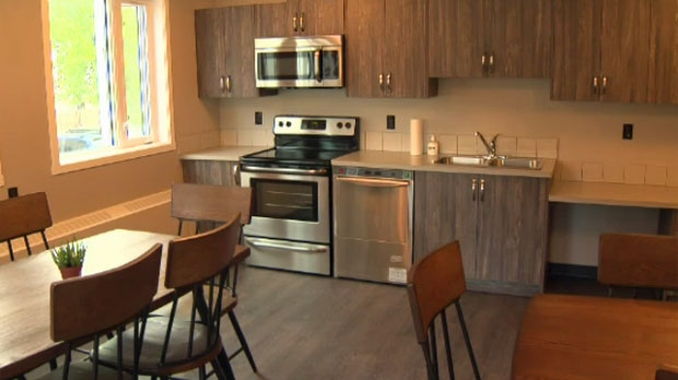 A new affordable housing project opens in Calgary