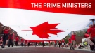 Today marks the 149th celebration of the formation of Canada. Here's a look back at the prime ministers who've marked the day in Ottawa.