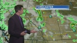 CTV Calgary: Some risks of thunderstorms