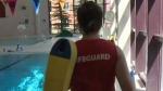 Coral Wales - Inspiring Albertan lifeguard