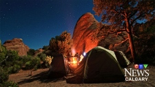 Need some cool lighting gadgets for your next camping trip? Erin has some smart lights that do more than you think.