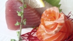 People with bowel cancer may improve their survival chances by eating a lot of omega 3 fatty acids found in oily fish like tuna and salmon, a study suggested Wednesday. (©1911/Istock.com)