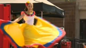 Fiestaval, the annual celebration of Latin culture, kicks off in Calgary.