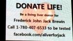 Lethbridge - donation