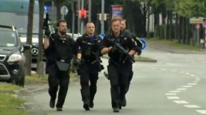 Munich - gunman attacks shopping mall