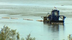 CTV National News: Oil spill threatens Sask. water