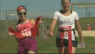CTV Calgary: Running from zombies, for soldiers