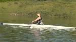 Para-rowing in Calgary