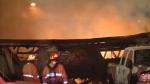 Suspicious fire - northeast auto shop July 28/16