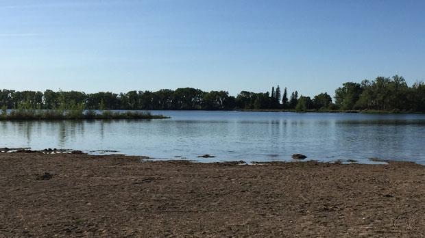 Island Lake Alberta Drowning