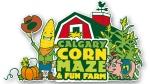 Calgary Corn Maze - ML Button