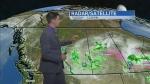 CTV Calgary: Cloud and rain staying around