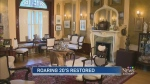 CTV Calgary: Lougheed house given historic flair