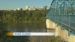 Edmonton city officials issue river warning