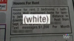 The Cape Breton Post is apologizing after an ad ap