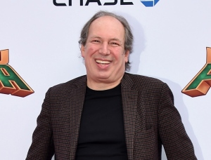 In this Jan. 16, 2016 file photo, Hans Zimmer arrives at the world premiere of 'Kung Fu Panda 3' in Los Angeles. (Photo by Jordan Strauss/Invision/AP, File)