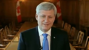 Former Prime Minister Stephen Harper announced on August 26, 2016, that he would be resigning from politics and giving up his seat in Calgary Heritage. (Facebook)